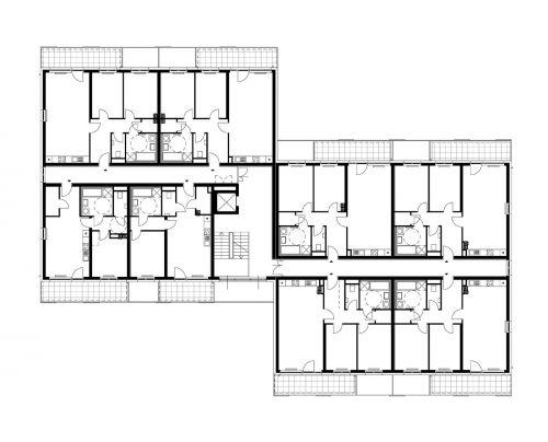 wohnhausanlage unterwaltersdorf mitterndorfer strasse